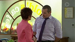 Susan Kennedy, Toadie Rebecchi in Neighbours Episode 7546