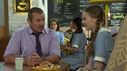 Toadie Rebecchi, Willow Bliss in Neighbours Episode 7546