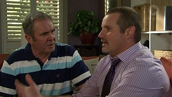 Karl Kennedy, Toadie Rebecchi in Neighbours Episode 7547