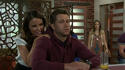 Elly Conway, Mark Brennan in Neighbours Episode 7547