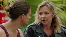 Tyler Brennan, Steph Scully in Neighbours Episode 7547