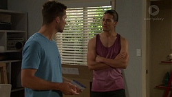 Mark Brennan, Tyler Brennan in Neighbours Episode 7547