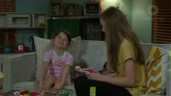 Nell Rebecchi, Willow Bliss in Neighbours Episode 7547