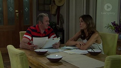Karl Kennedy, Elly Conway in Neighbours Episode 7549