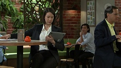 Jasmine Udagawa, Leo Tanaka in Neighbours Episode 7549