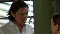 Leo Tanaka, Amy Williams in Neighbours Episode 7549