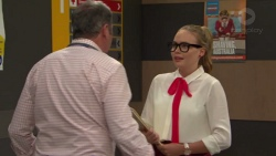 Karl Kennedy, Xanthe Canning in Neighbours Episode 7550
