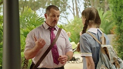 Toadie Rebecchi, Willow Bliss in Neighbours Episode 7551