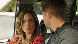 Sonya Mitchell, Mark Brennan in Neighbours Episode 7551