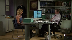 Steph Scully, Toadie Rebecchi in Neighbours Episode 7551