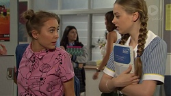 Piper Willis, Willow Bliss in Neighbours Episode 7551