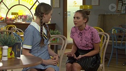 Willow Bliss, Piper Willis in Neighbours Episode 7551