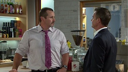 Toadie Rebecchi, Paul Robinson in Neighbours Episode 7551