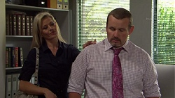 Dee Bliss, Toadie Rebecchi in Neighbours Episode 7551