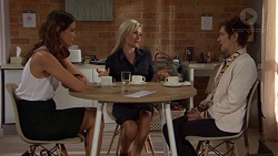 Elly Conway, Dee Bliss, Susan Kennedy in Neighbours Episode 7551
