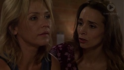 Steph Scully, Victoria Lamb in Neighbours Episode 7551