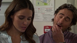 Elly Conway, Brad Willis in Neighbours Episode 7552