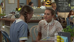 Willow Bliss, Piper Willis in Neighbours Episode 7552