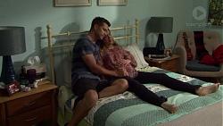 Mark Brennan, Sonya Mitchell in Neighbours Episode 7552