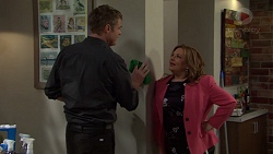 Gary Canning, Terese Willis in Neighbours Episode 7553
