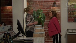 Lauren Turner, Terese Willis in Neighbours Episode 7553