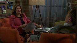 Terese Willis, Paul Robinson in Neighbours Episode 7554
