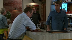 Toadie Rebecchi, Gary Canning in Neighbours Episode 7554