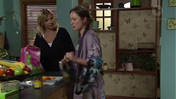 Steph Scully, Sonya Mitchell in Neighbours Episode 7554