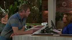 Gary Canning, Terese Willis in Neighbours Episode 7554