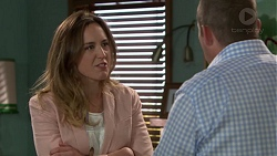 Sonya Mitchell, Toadie Rebecchi in Neighbours Episode 7554