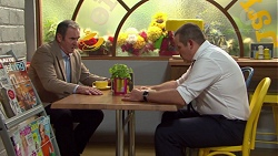 Karl Kennedy, Toadie Rebecchi in Neighbours Episode 7554