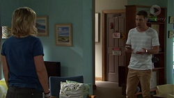 Steph Scully, Mark Brennan in Neighbours Episode 7555