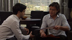 David Tanaka, Leo Tanaka in Neighbours Episode 7555