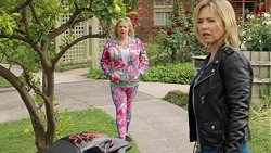 Sheila Canning, Steph Scully in Neighbours Episode 7555