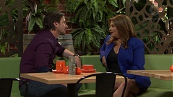 Brad Willis, Terese Willis in Neighbours Episode 7555