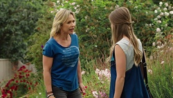 Steph Scully, Josie Lamb in Neighbours Episode 7555