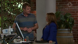 Gary Canning, Terese Willis in Neighbours Episode 7555