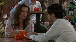 Amy Williams, David Tanaka in Neighbours Episode 7555