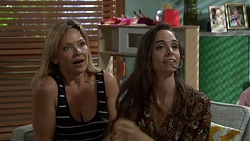 Steph Scully, Victoria Lamb in Neighbours Episode 7556