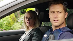 Ellen Crabb, Mark Brennan in Neighbours Episode 7556