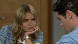Xanthe Canning, Ben Kirk in Neighbours Episode 7557