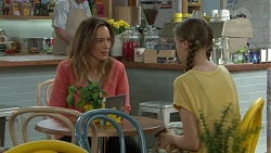 Sonya Mitchell, Willow Bliss in Neighbours Episode 7557