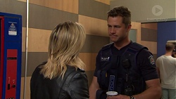 Steph Scully, Mark Brennan in Neighbours Episode 7557