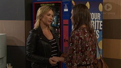 Steph Scully, Victoria Lamb in Neighbours Episode 7557