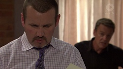 Toadie Rebecchi, Paul Robinson in Neighbours Episode 7558