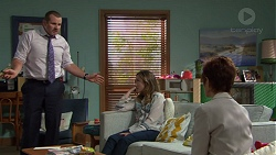Toadie Rebecchi, Sonya Mitchell, Susan Kennedy in Neighbours Episode 7558