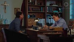 Brad Willis, Jack Callahan in Neighbours Episode 7558