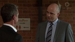 Paul Robinson, Tim Collins in Neighbours Episode 7559