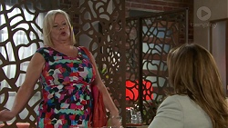 Sheila Canning, Terese Willis in Neighbours Episode 7559