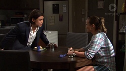 Leo Tanaka, Amy Williams in Neighbours Episode 7559